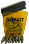DeWalt Pozi 2 Screwdriver Bits 25mm
