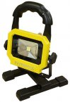 Faithfull Rechargeable COB LED Work Light with Magnetic Base